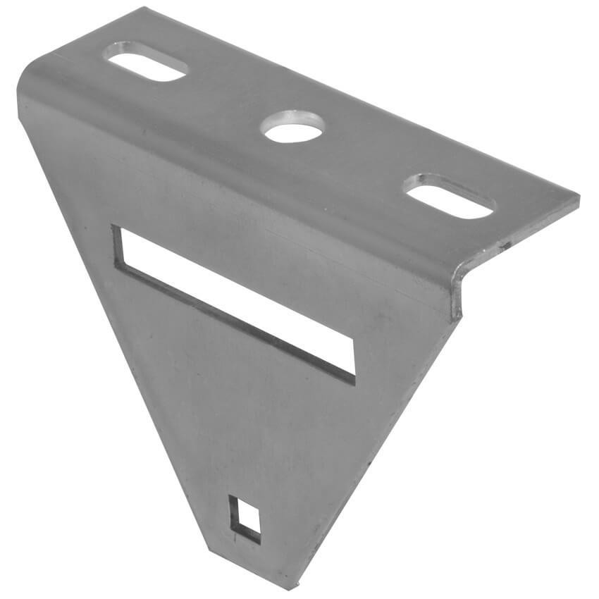 Deckenbügel für Kabelrinne, Stahl, Tragkraft 2500 N - VAN GEEL, P31 ...