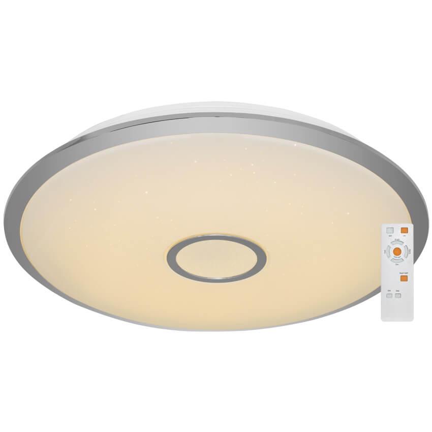 Deckenleuchte, OSAKA, LEDs/230V/100W, 9800 lm, 3000-6000K ...