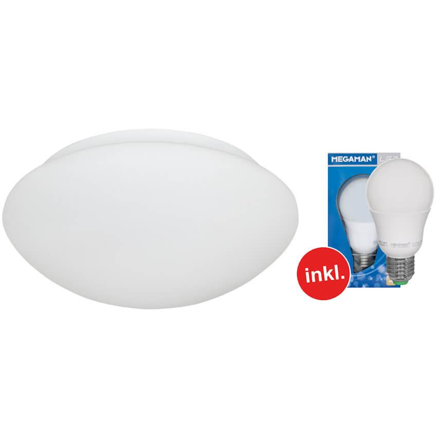 sensorleuchte hf blanco plus f r 1 x e27 60w mit hf bewegungsmelder inkl 1 led leuchtmittel. Black Bedroom Furniture Sets. Home Design Ideas