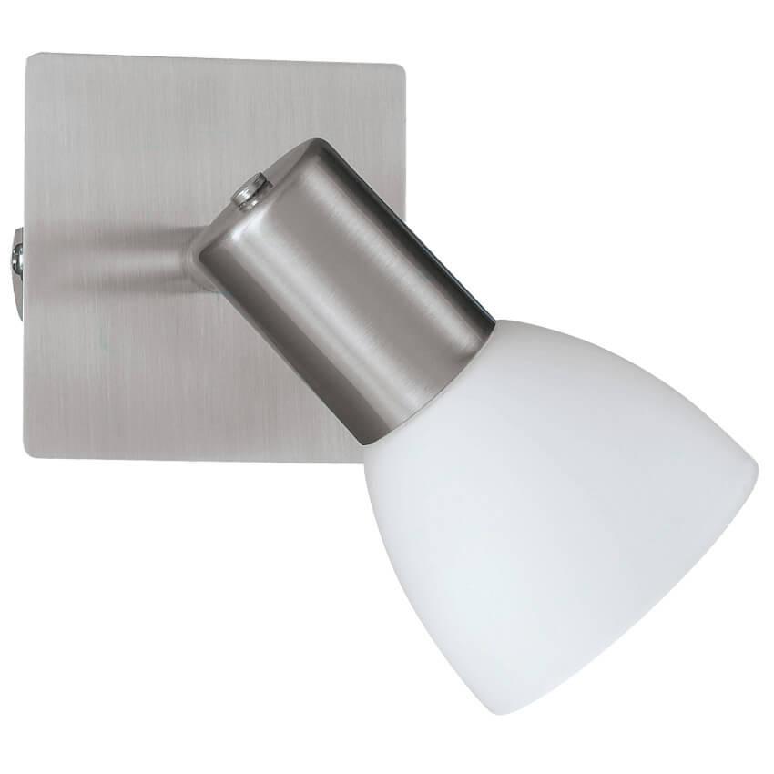 spot angola 354 1 x e14 40w strahler wohnraumleuchten leuchten beleuchtung max. Black Bedroom Furniture Sets. Home Design Ideas