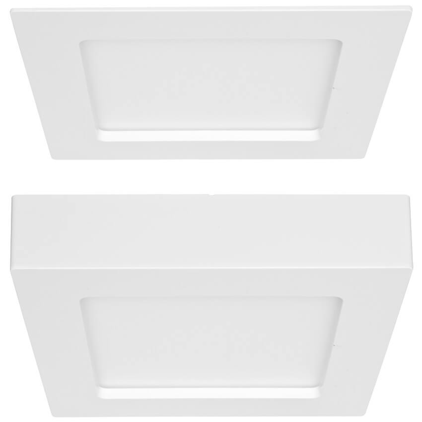 LED-Downlight AP/UP,  3000/4000/6000K, DA-Ø 225 - max. 310