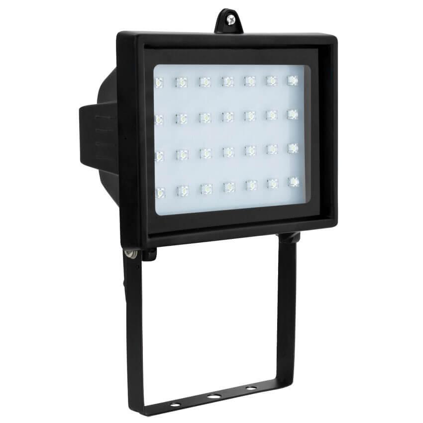 led au enstrahler 28 leds 0 2w au enstrahler au enleuchten leuchten beleuchtung max. Black Bedroom Furniture Sets. Home Design Ideas