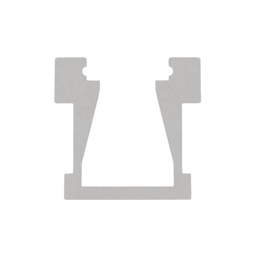 alu profil ip68 in gesch tzten au enbereichen l 2000 b. Black Bedroom Furniture Sets. Home Design Ideas