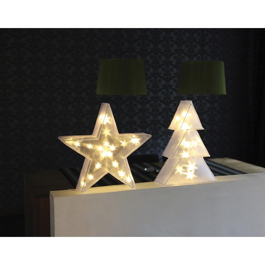 led weihnachtsstern 20 warmwei e leds 390 sterne innen weihnachtsdekorationen weihnachten. Black Bedroom Furniture Sets. Home Design Ideas