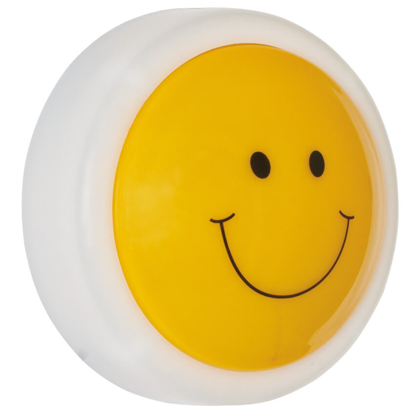 Kindernachtlicht,  SMILEY,  LED/0,3W