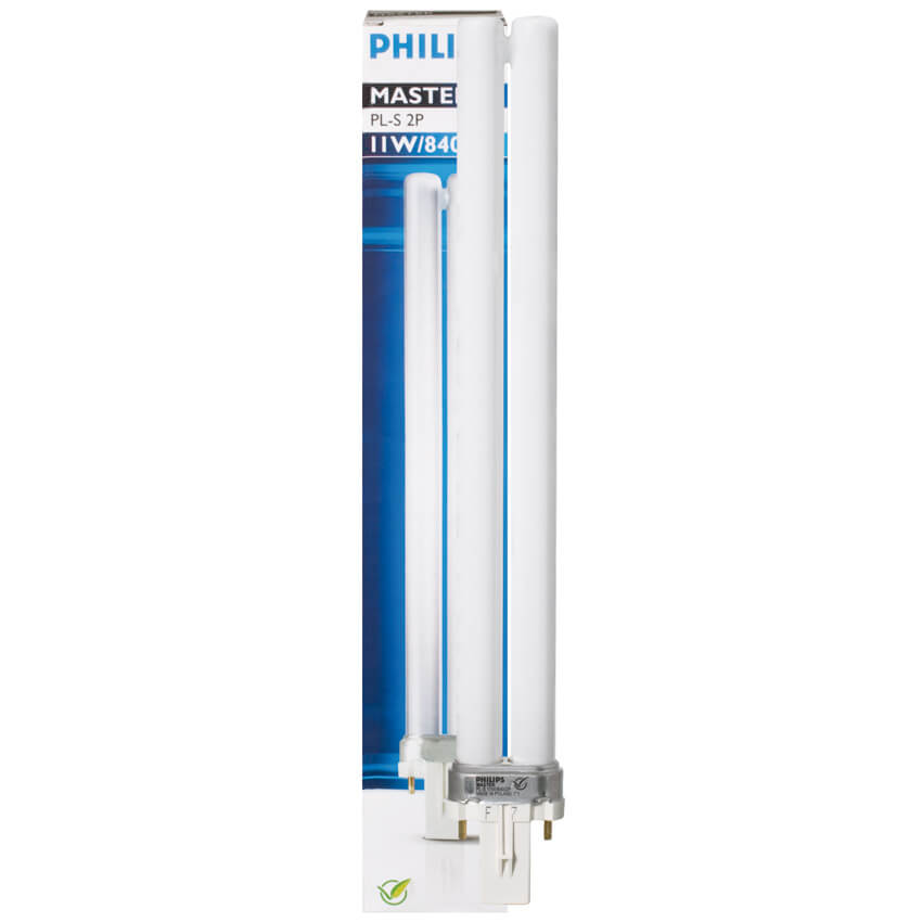 Kompakt Energiesparlampe Master Pl S Sockel G23 Fur Vvg Kompakt