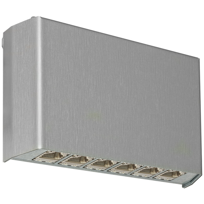 AP-CAT 6A-Patch Panel, für anwendungsneutrale Verkabelung - PC ...