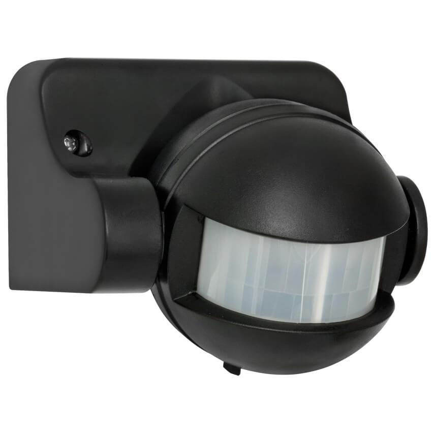 ap bewegungsmelder erfassungswinkel 180 ip44 schwarz ausverkauft max pferdekaemper gmbh. Black Bedroom Furniture Sets. Home Design Ideas