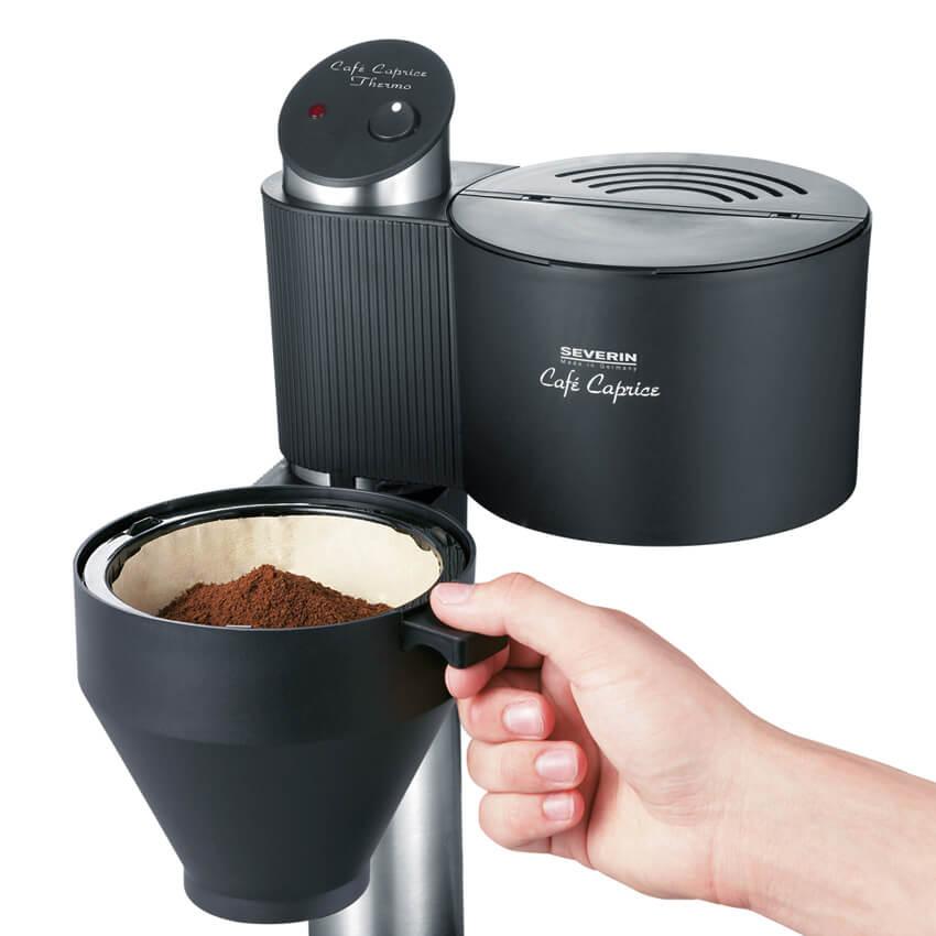 kaffeemaschine cafe caprice ka 5743 240v 1400w. Black Bedroom Furniture Sets. Home Design Ideas