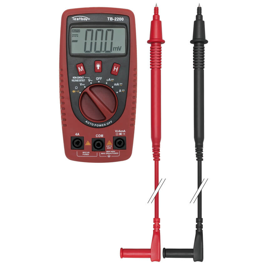 Digital-Multimeter, TB 2200