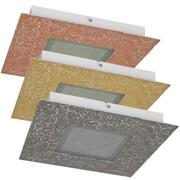 LED-Deckenleuchte, CHIROS, LEDs/12W und 3,5W