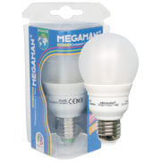 Energiesparlampe, AGL-Form, COMPACT CLASSIC, E27/18W, 1.008 lm, LF 827,  L 116, Ø 64 mm