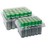 Batterie, Alkaline,&