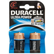 Batterie, Alkaline,  ULTRA POWER,  Blisterware