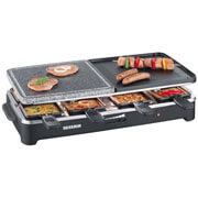 Raclette-Partygrill, RG 2341, 230V/1400W