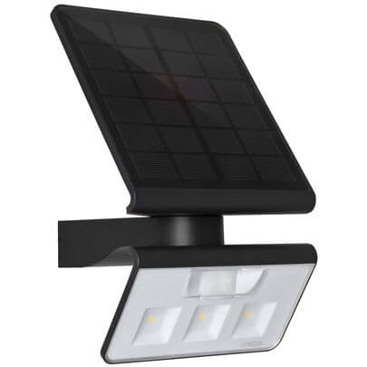 LED-Au�enwandleuchte, XSOLAR, LED/1,2W