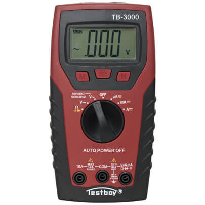 Digital-Multimeter, TB 3000